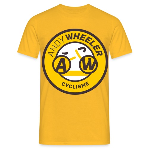 Aw Cyclisme Tour France - T-shirt Homme