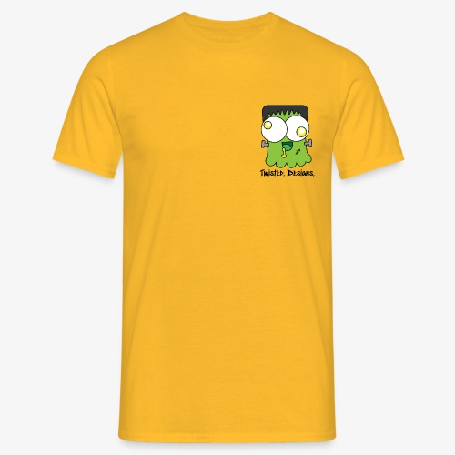 Frank Bob shirt - T-shirt herr