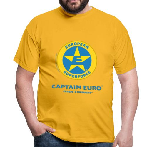 SÍMBOLO DEL SUPERFORCE EUROPEO (ESF) - Camiseta hombre