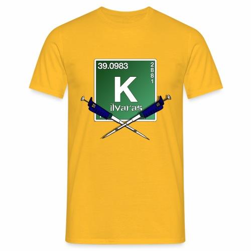 Kilva Logo - Maglietta da uomo
