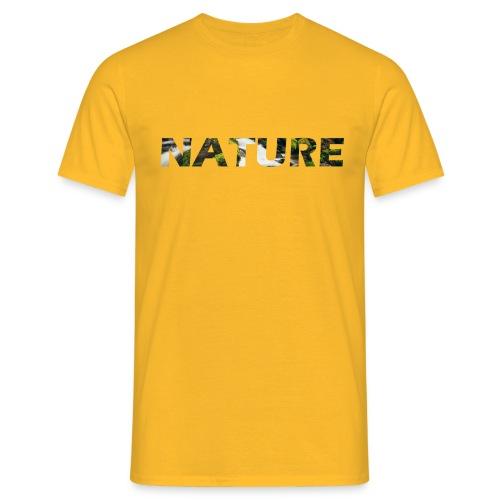 Nature - Mannen T-shirt