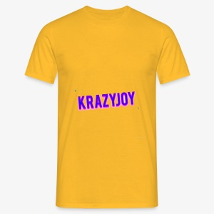 KrazyJoy - Men's T-Shirt