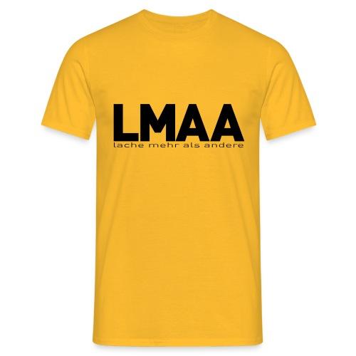 LMAA - Männer T-Shirt