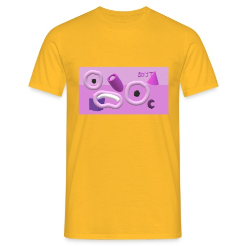 helpme - Mannen T-shirt