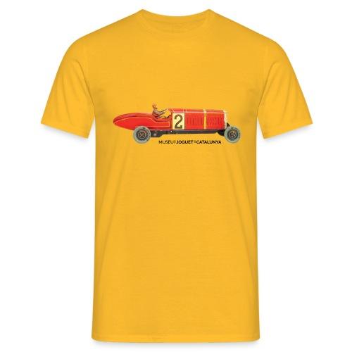 Juguete coche lata antiguo - Camiseta hombre