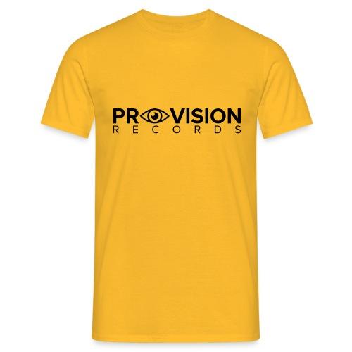 Provision T-Shirt (White) - Men's T-Shirt