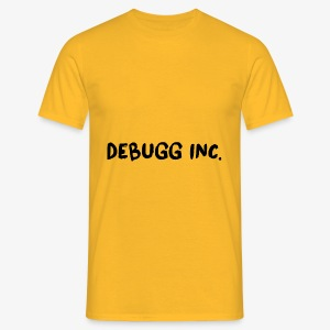 Debugg INC. Brush Edition - Men's T-Shirt