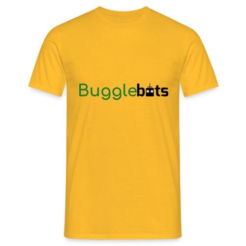 Bugglebots Non Black Clothing & Accessories - Men's T-Shirt