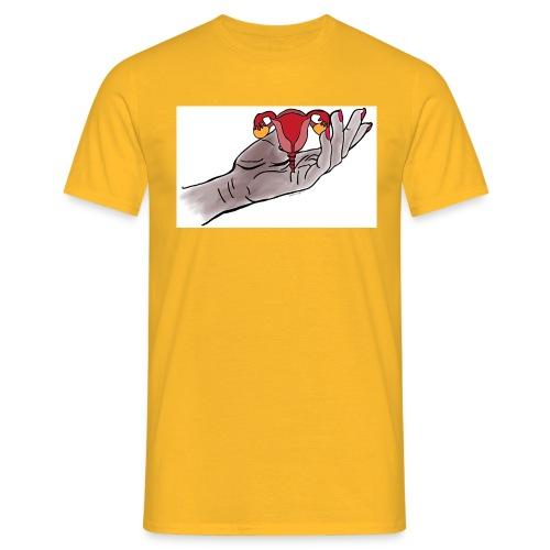 Livmoderbärare - T-shirt herr
