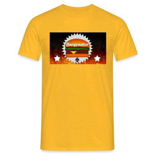 BURGYNATOR - Männer T-Shirt
