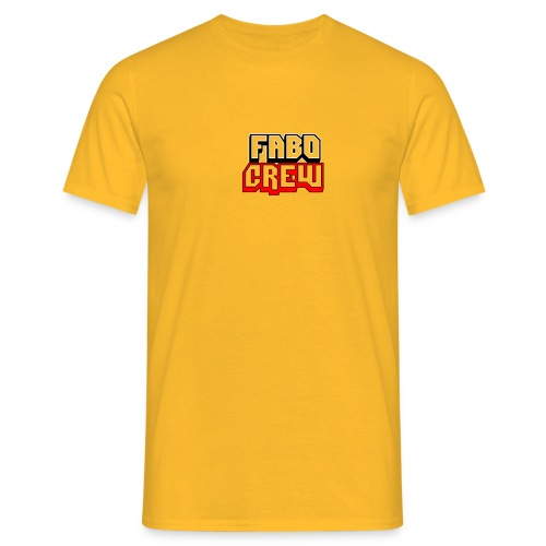 Fabo Crew Merch - Männer T-Shirt