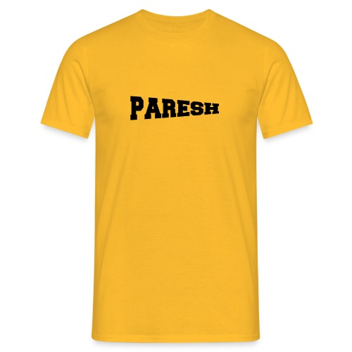 Paresh - Men's T-Shirt