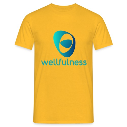 Wellfulness Original - Camiseta hombre