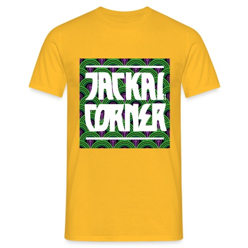 JACKMOQ - Maglietta da uomo