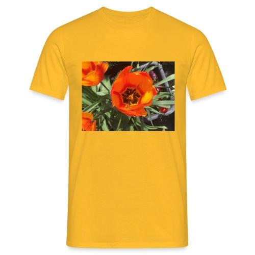 Tulpe - T-shirt herr