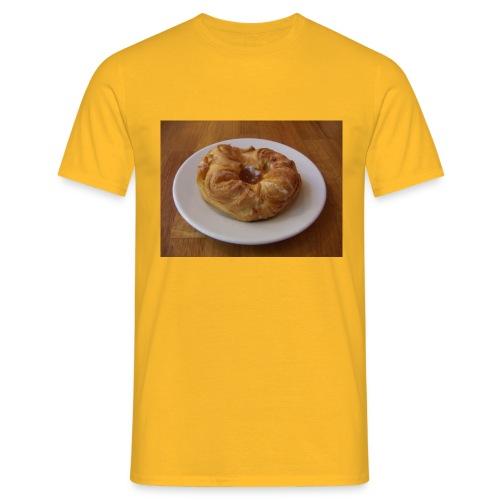 inte mandelkubb - T-shirt herr