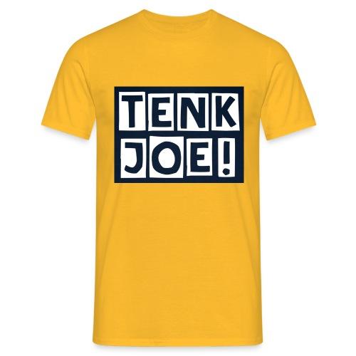 Tenkjoe - T-shirt Homme
