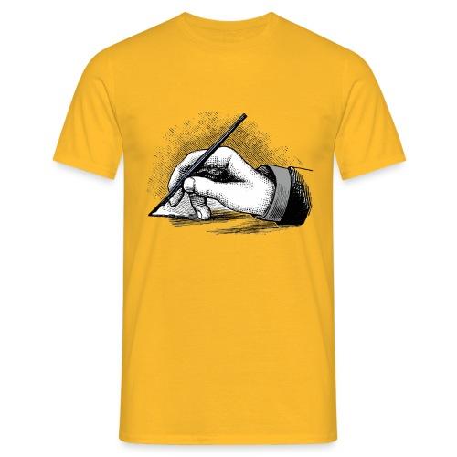 Dibuja tu Mundo - Camiseta hombre