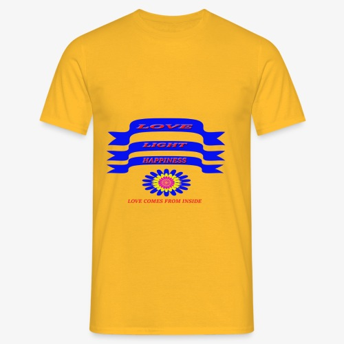 HAPPY - Men's T-Shirt