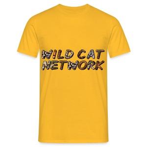 WildCatNetwork 1 - Männer T-Shirt