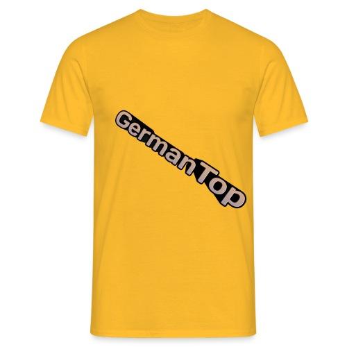 GermanTop Logo - Männer T-Shirt
