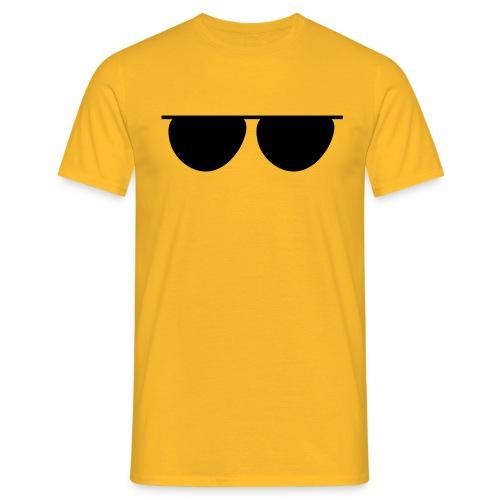 GLASSES - Camiseta hombre