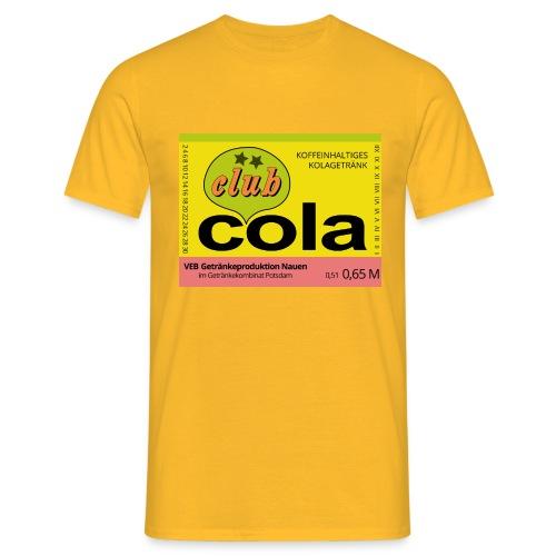 VEB Getränkeproduktion Nauen - Männer T-Shirt