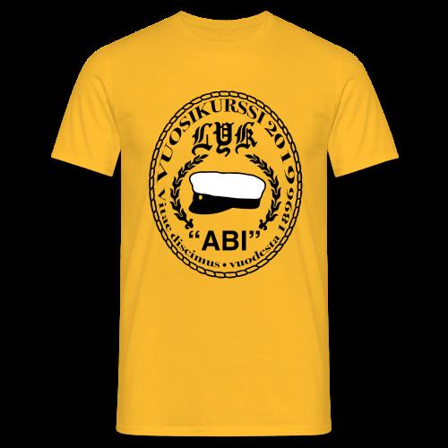 LYK ABI - Miesten t-paita