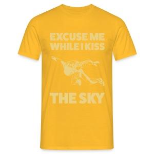 Excuse me - Männer T-Shirt