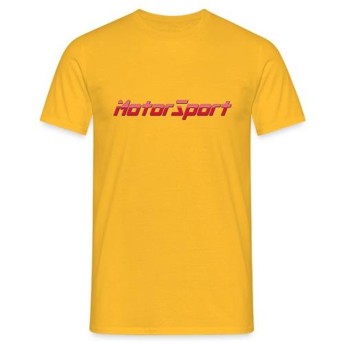 MotorSport - T-shirt Homme