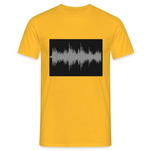 Soundwave - Mannen T-shirt