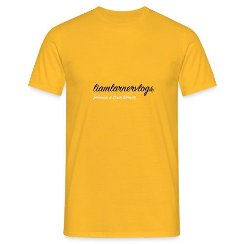 LiamLarnerVlogs - Men's T-Shirt