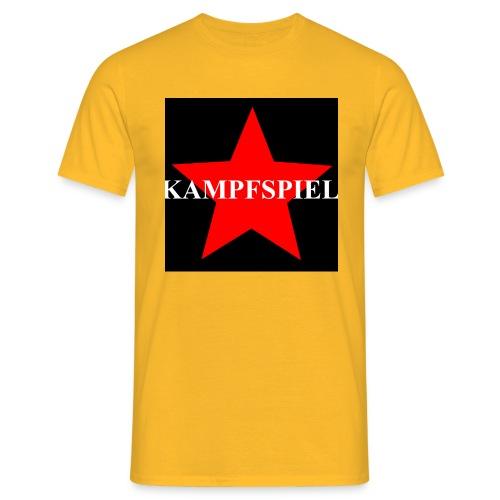 Kampfspiel - Männer T-Shirt