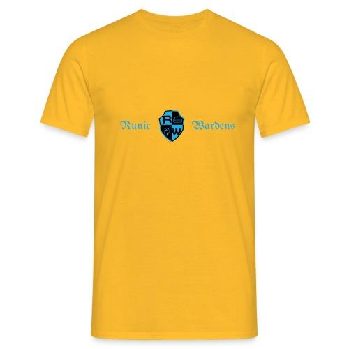 Banner logo - Men's T-Shirt