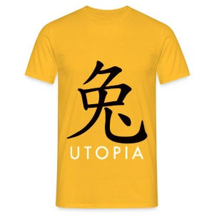 Utopia - Mr. Rabbit - Camiseta hombre