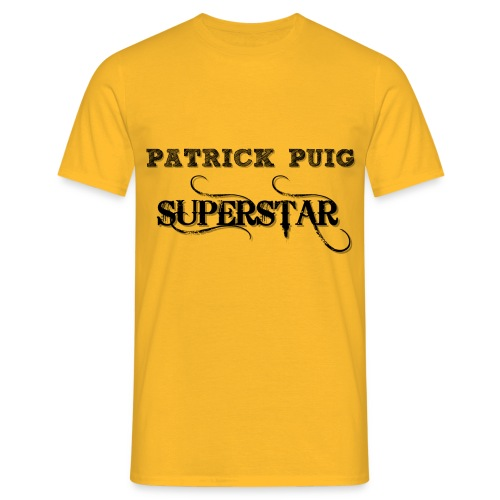 Collection Patrick Puig - T-shirt Homme