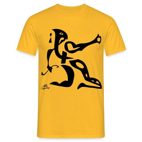 The Sphinx - Herre-T-shirt