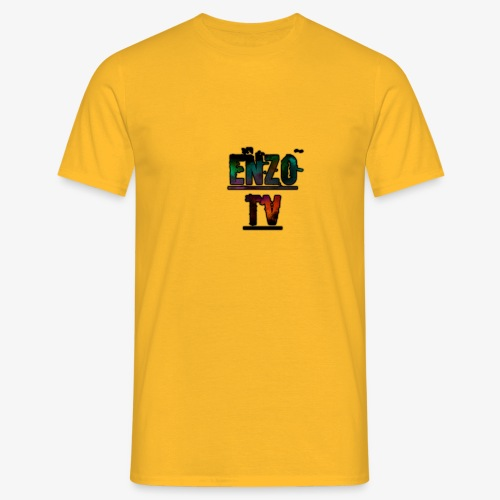 Enzo TV Merchandising - Männer T-Shirt