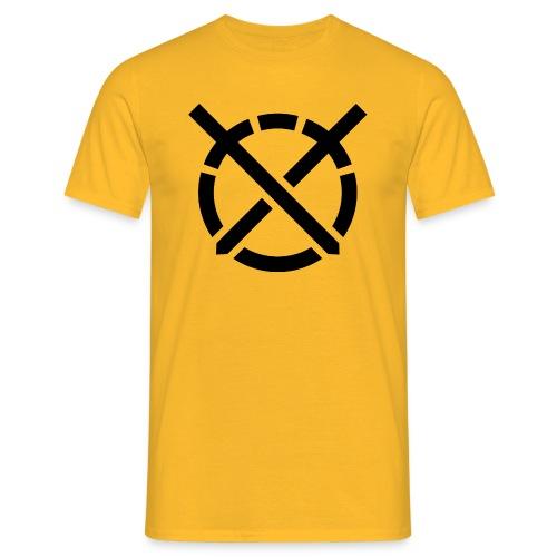 «Arte do Combate» simbolo preto - Camiseta hombre