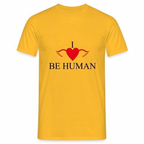 HUMAN - Camiseta hombre