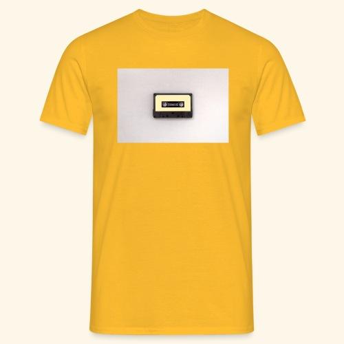 Kassettte - Männer T-Shirt