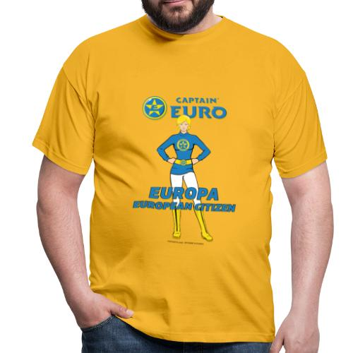 Europa - Camiseta hombre