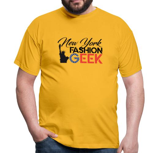 Fashion Geek - T-shirt Homme