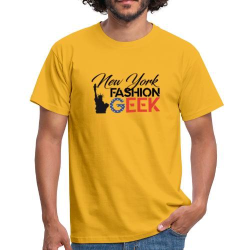 Fashion Geek - T-shirt Homme