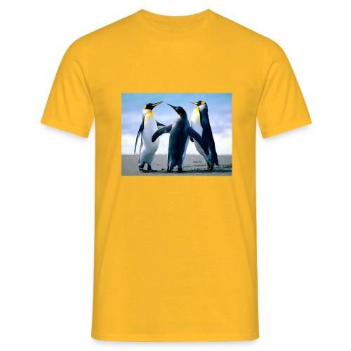 Penguins - T-shirt Homme