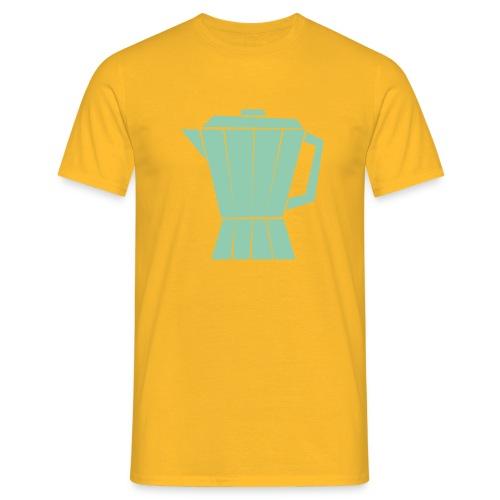Koffie - Mannen T-shirt