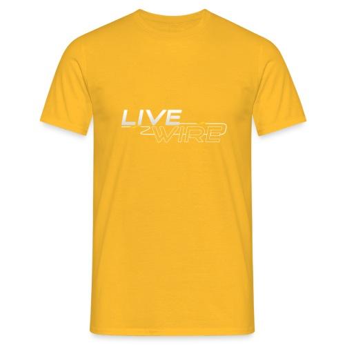 YT_Watermark - Men's T-Shirt