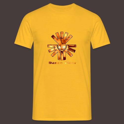 dance floor - Männer T-Shirt