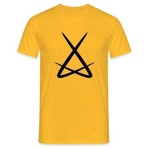 Leaux Jansen Zwart - Mannen T-shirt