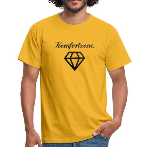 Komfortzone - Männer T-Shirt
